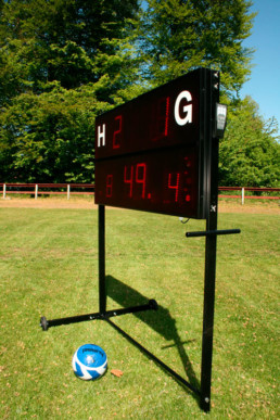 STA-U150-150 Nautronic Outdoor Scoreboards Accessories